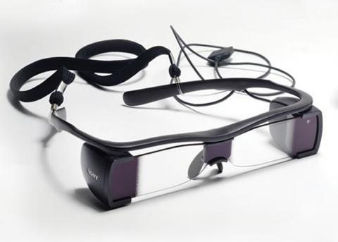 Sony Enterainment Access Glasses
