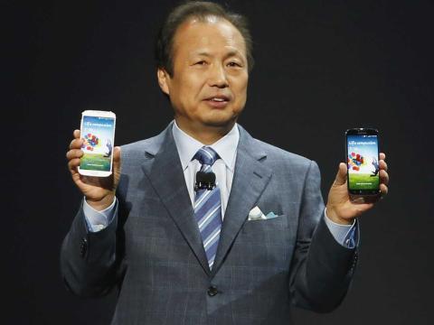 CEO Samsung