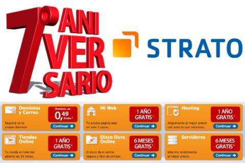 STRATO presenta ofertas y servicios gratis