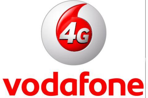 Vodafone presenta el 4G