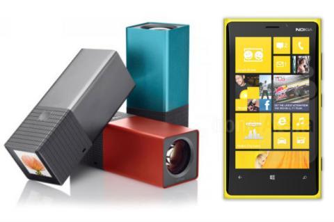 Nokia está detrás de la tecnología de las cámaras Lytro