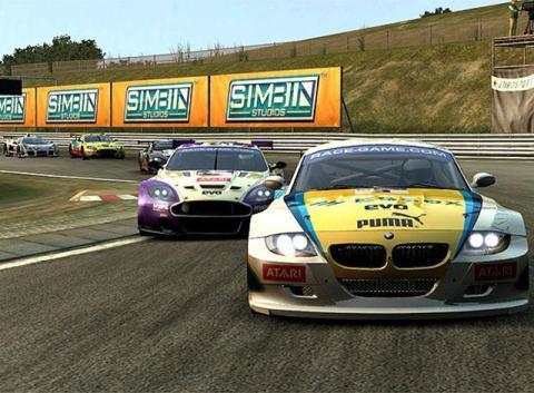 Los mejores juegos de coches