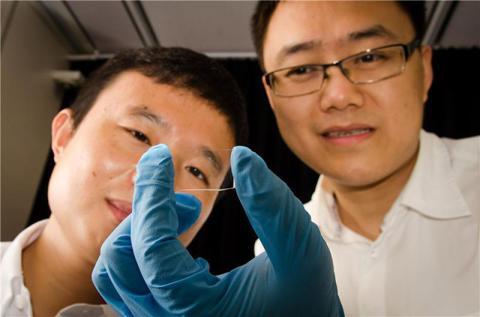Sensor de grafeno