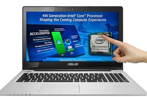 Procesador Haswell, cuarta generación Intel Core