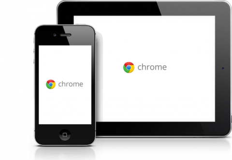 Google, Mobile Chrome, Android, iOS