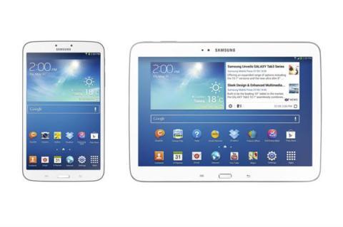 Galaxy Tab 3 8 y 10