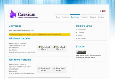 Descargar Caesium