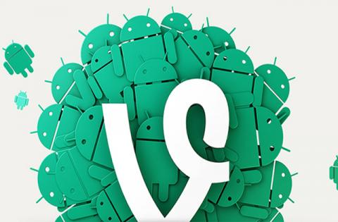 Vine para Android.