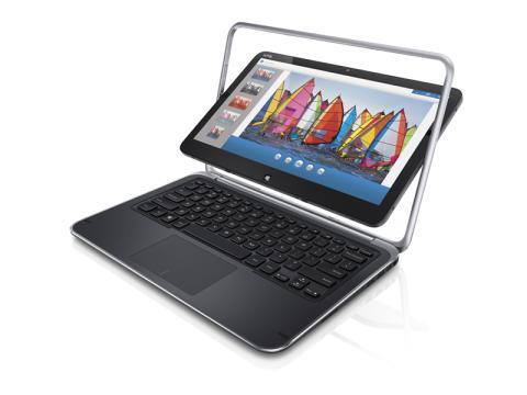Dell XPS 12, una novedad para este año