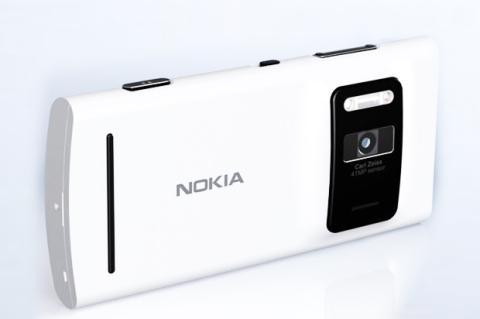 Nokia EOS, cámara 41 megapíxeles