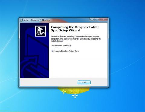 Instala Dropbox folder Sync