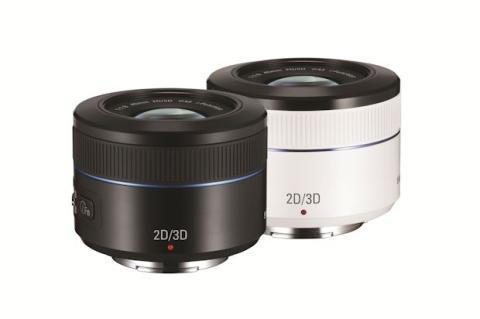 Samsung CSC 45 mm 2D/3D