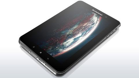 Otra nueva adición de Lenovo al mercado de las tablet