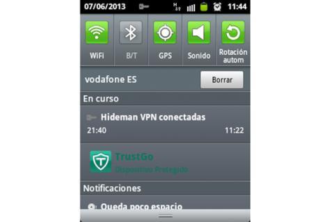 nueva ip