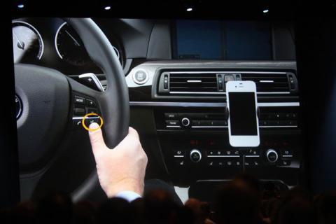 Siri Eyes Free en BMW