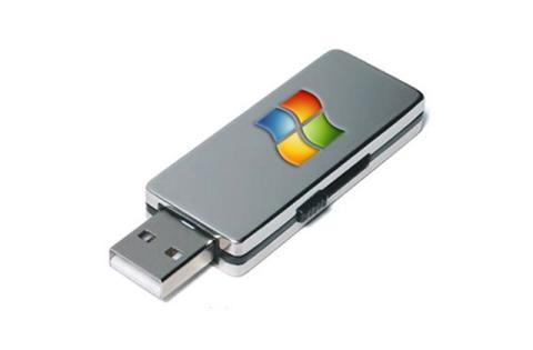 Cómo crear un disco de instalación de Windows en un USB