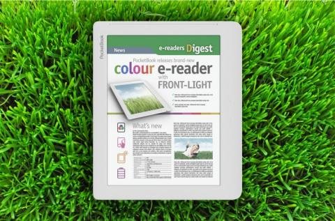 PocketBook Color Lux, un e-reader a color con luz