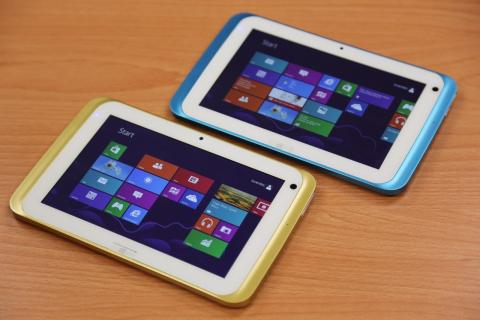 Inventec Lyon, una tablet de 7 pulgadas con Windows 8