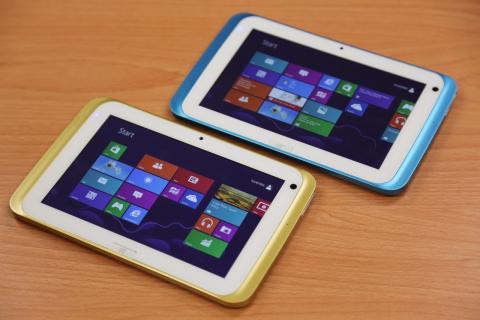 Inventec Lyon, una tablet de 7 pulgadas con Windows 8