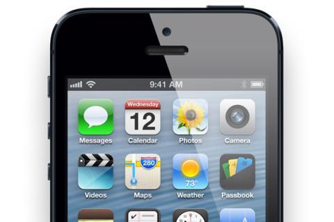 Cambios en la imagen del iOS 7