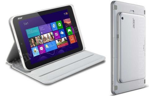 Acer Iconia W3, tablet de 8,1 pulgadas con Windows 8