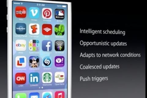 Nuevo iOS 7