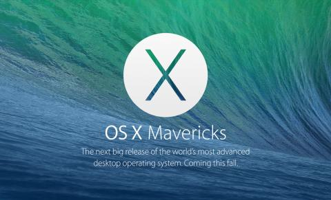 Mavericks, nuevo SO de Apple