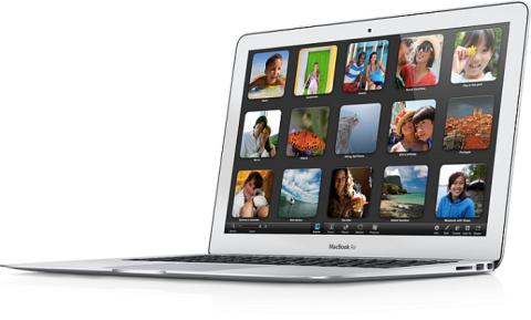Prueba de rendimiento MacBook Air