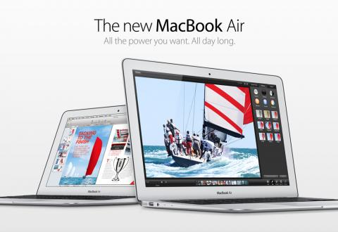 MacBook Air, sin Retina Display