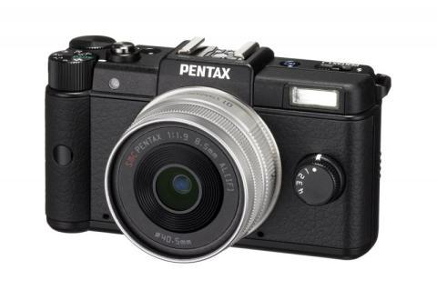 Nuevo modelo de la cámara Pentax en el mercado