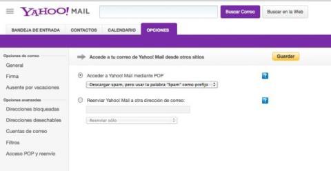 descargar yahoo mail en español
