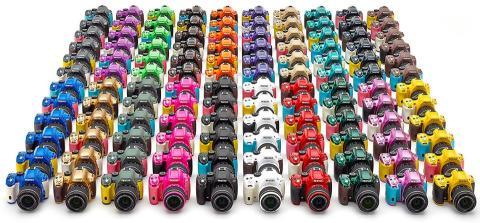Nuevas cámaras pentax
