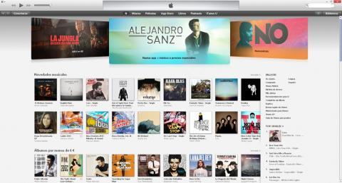 iTunes de Apple, medio millón de cuentas nuevas al día