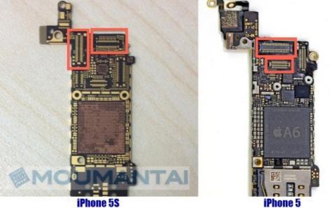 Iphone 5S versus Iphone 5
