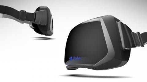 Oculus Rift son unas gafas de realidad virtual financiadas a través del crowdfunding