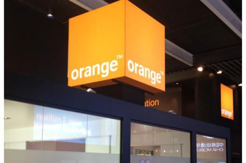 Servicios 4G de Orange