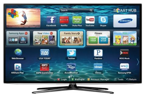 """Una de cada tres familias españolas tendrá un TV """"conectado"""""""
