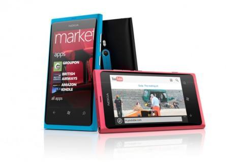 Nokia Lumia incorporará Snapdragon 800