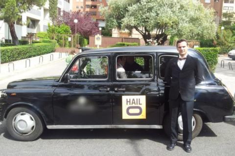 Taxi Hailo