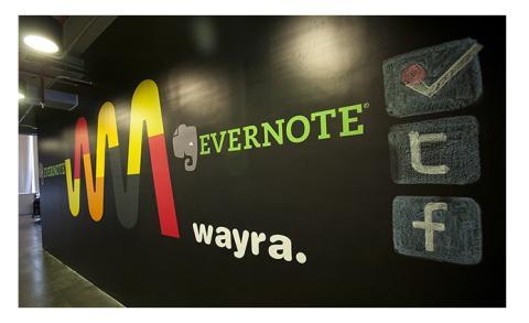 Wayra y Evernote Programa Global de Desarrolladores