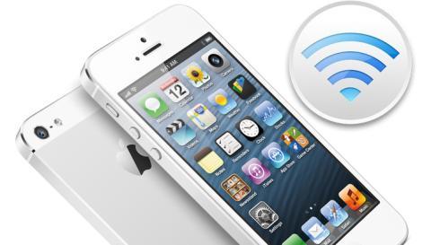 ¡La contraseña del hotspot WiFi de tu iPhone es inútil!