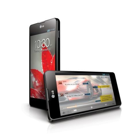 Smartphone LG Optimus G con SnapDragon 800