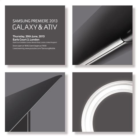 Samsung Premiere 2013 directo