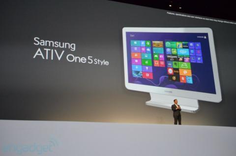 ATIV One 5 Style, el nuevo todo en uno de Samsung