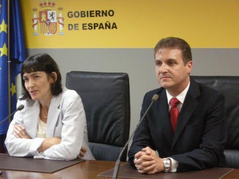 González Sinde critica la Ley Sinde