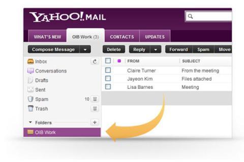 Cuentas inactivas de Yahoo, para reciclar