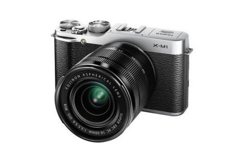 Fujifilm, se filtra la X-M1