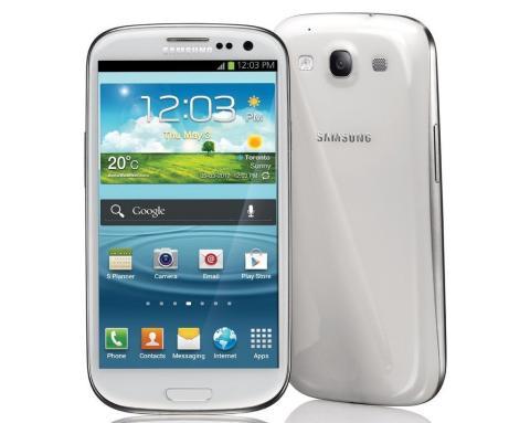 Samsung Galaxy S3 con Android 4.2.2