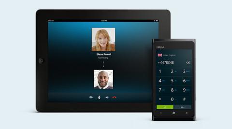 A utilizar los servicios de voz en Skype