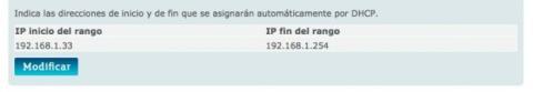 Configura la red en tu router Movistar